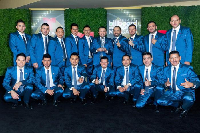 Banda El Recodo Premios Billboard 2013 Telemundo