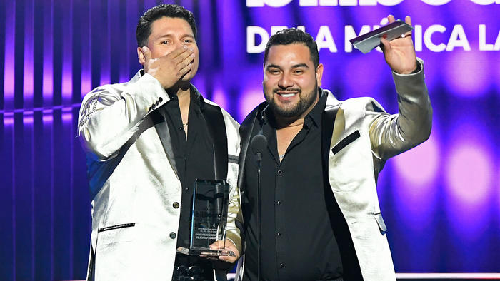 Banda MS Premios Billboard 2019