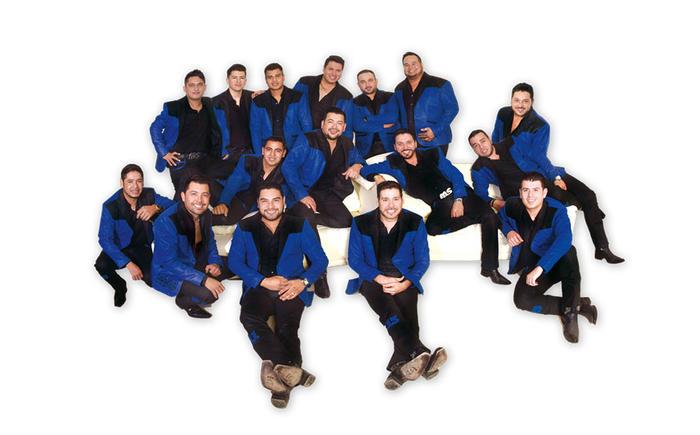 Banda Sinaloense MS de Sergio Lizarraga Billboards