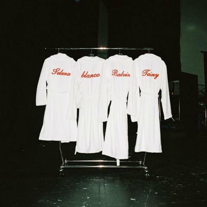 Batas de Selena Gomez y J Balvin