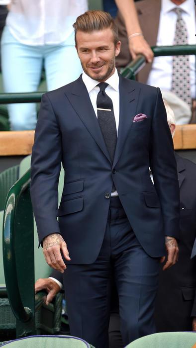 Celebrities en Wimbledon 2015