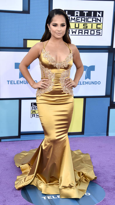 Becky G Latin AMAs 2016