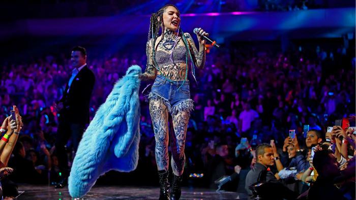 Belinda en Spotify Awards 2020