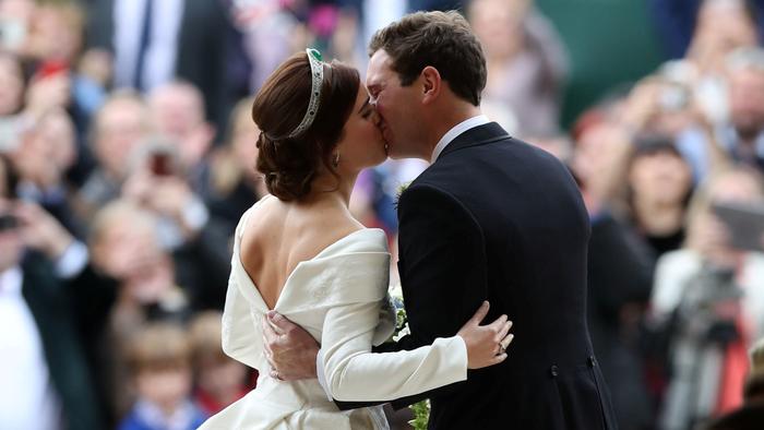 La boda real
