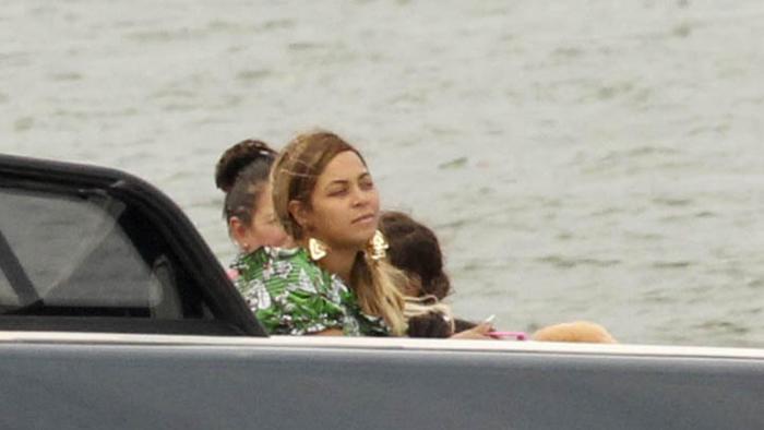 Beyoncé sin maquillaje 3