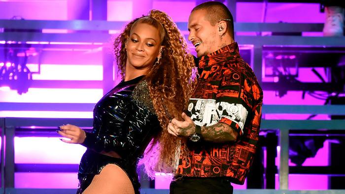 Beyoncé y J Balvin