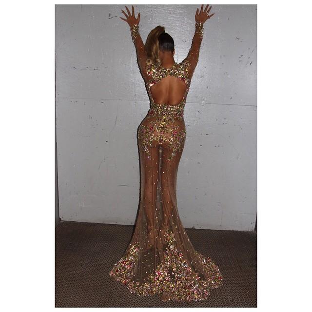 El trasero de Beyoncé