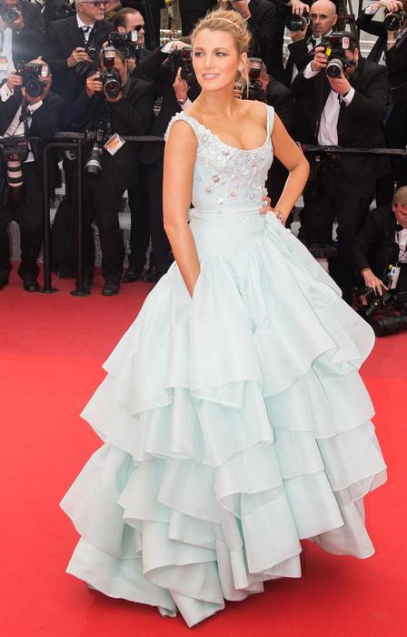 "Blake Lively en la alfombra roja de ""Slack Bay (Ma Loute)"" en Cannes 2016"