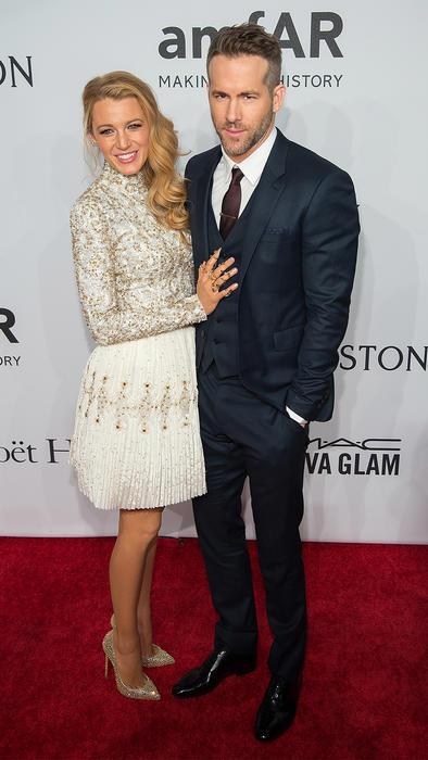 Blake Lively y Ryan Reynolds