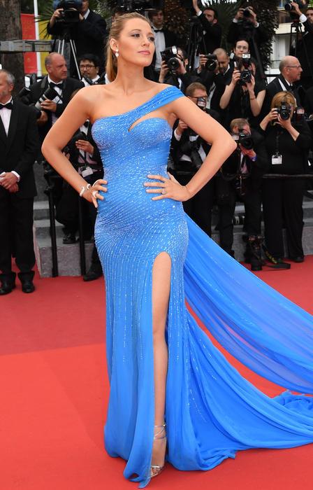 """Blake Lively en la alfombra roja de """"The BFG"""" en Cannes 2016"""