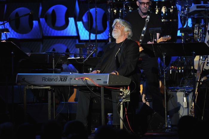 Bob Serger en los 'Songwriter's Hall' en 2012