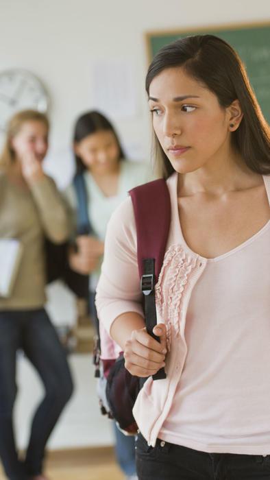 Adolescentes y el bullying