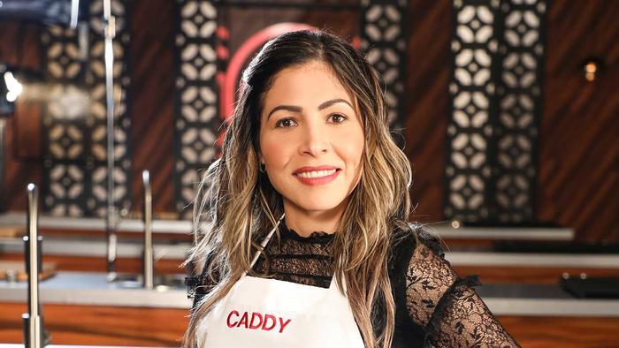 Caddy en MasterChef Latino