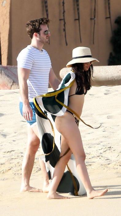 Camila Cabello y su nuevo novio en México