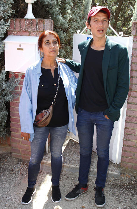 Lourdes Ornelas and Camilo Blanes Sighting in Madrid- September 10, 2019