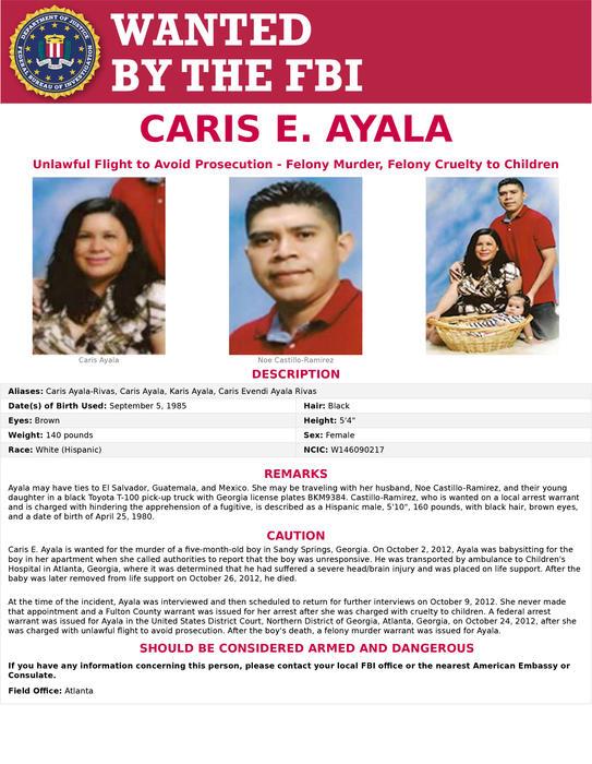 Caris E. Ayala