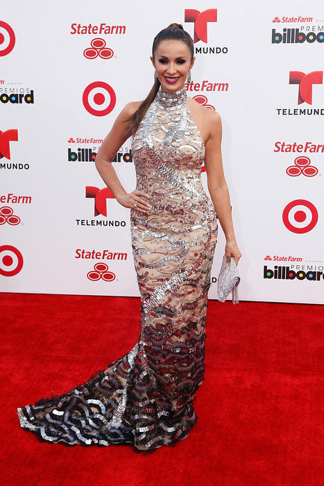 Catherine Siachoque  - Premios Billboard  2014