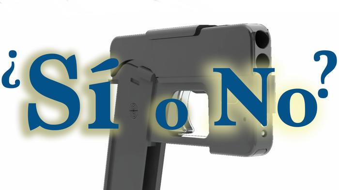 Encuesta sobre pistola que parece celular