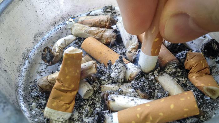 Adicción al cigarrillo
