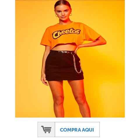 Cheetos shirt