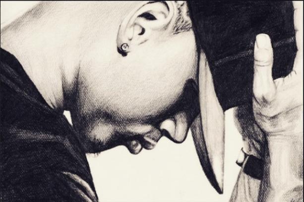 Chris Brown publica foto en Instagram para anunciar que el inicio de su gira se pospone.