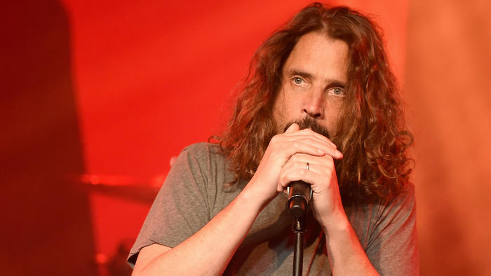 Chris Cornell en el Taragram Ball