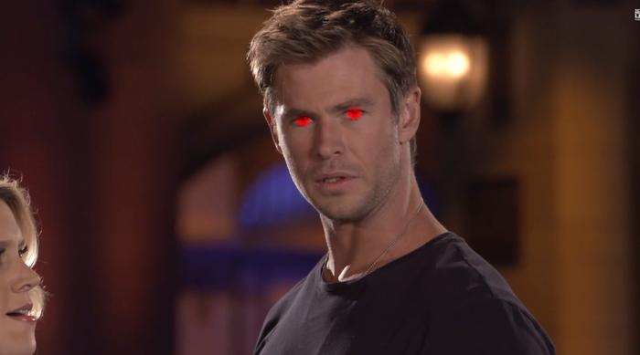 """Chris Hemsworth será el anfitrión de """"SNL\"""""""