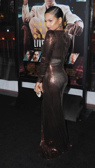 """Christina Milian asistió a la premiere de la película """"Live By Night"""""""