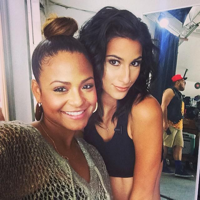 Christina Milian y Lexy Panterra