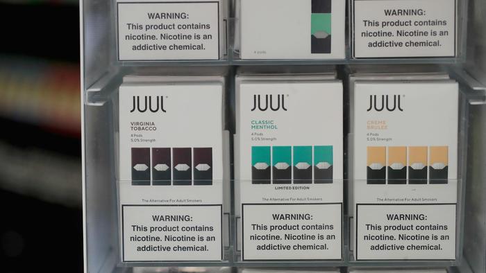 Adolescentes y cigarros electrónicos