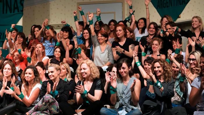 colectiva Actrices Argentinas
