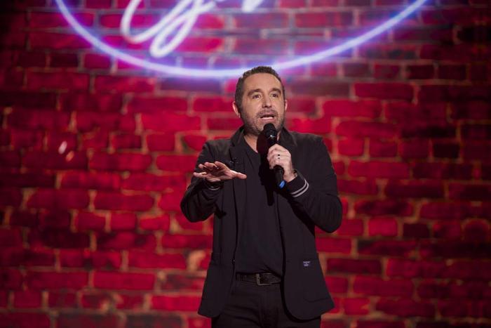 Comediante Jesús Guzmán