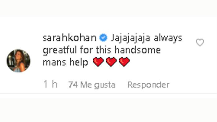 """Comentario de la esposa de Javier """"Chicharito"""" Hernández"""