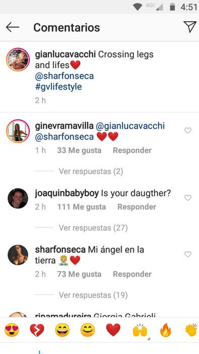 Comentario Sharon Fonseca