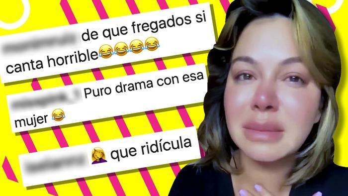 Chiquis Rivera comentarios llanto