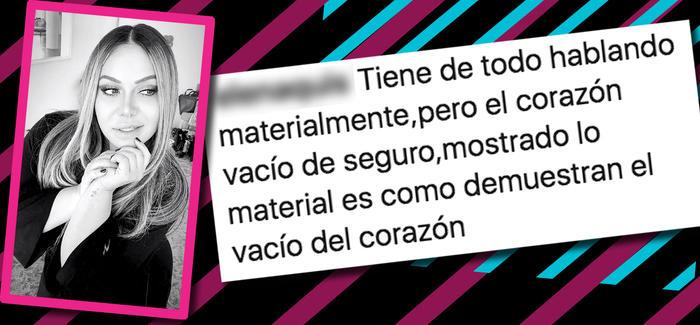 Comentario Chiquis Rivera