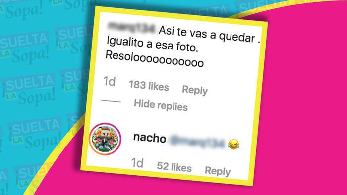 Nacho comentarios 2