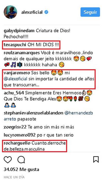 Comentarios Alejandro Fernández