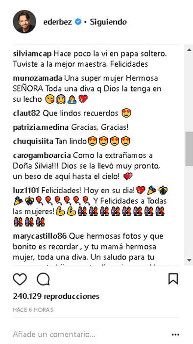 Comentarios Eugenio Derbez