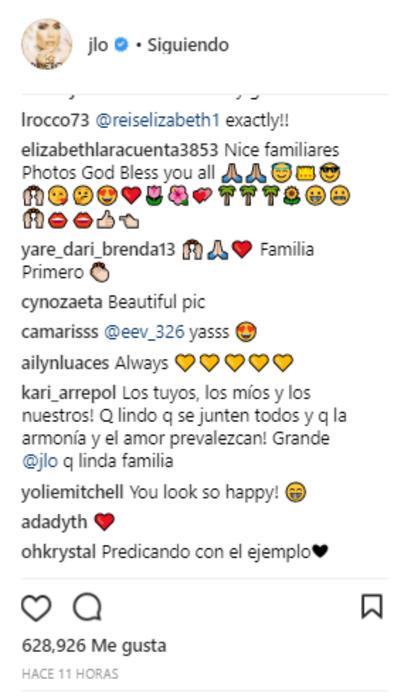 Reacciones a la foto de Alex Rodriguez con Marc Anthony