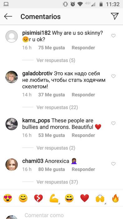 Comentarios a Anna Kournikova