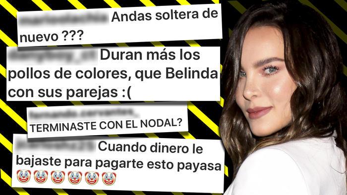 Belinda comentarios