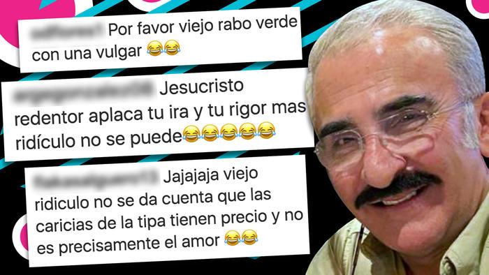 Comentarios Vicente Fernández Jr.