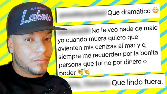 Lorenzo Méndez mensaje comentarios