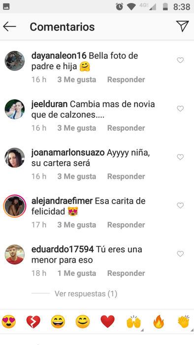 Críticas a Sharon Fonseca