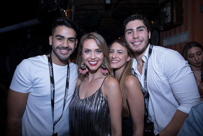 "Latin Music Breakout Artist SECH Surprises Fans at Deezer's ""Fiesta en Miami"""