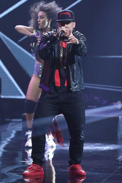 Daddy Yankee Premios Billboard 2016