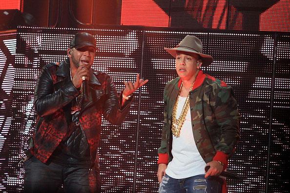 Daddy Yankee y Don Omar 2016