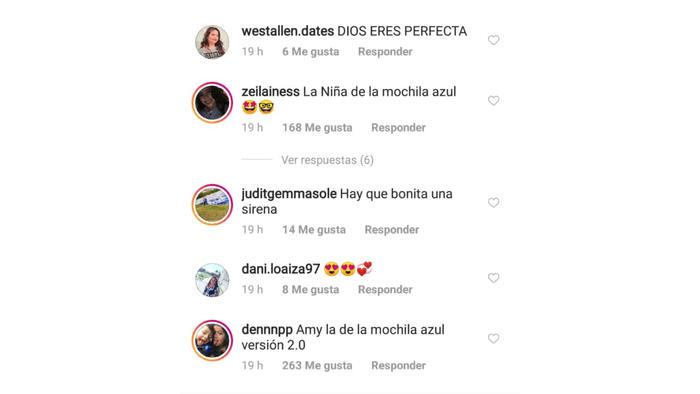 Danna Paola comentarios