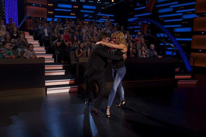 David Chocarro bailando tango